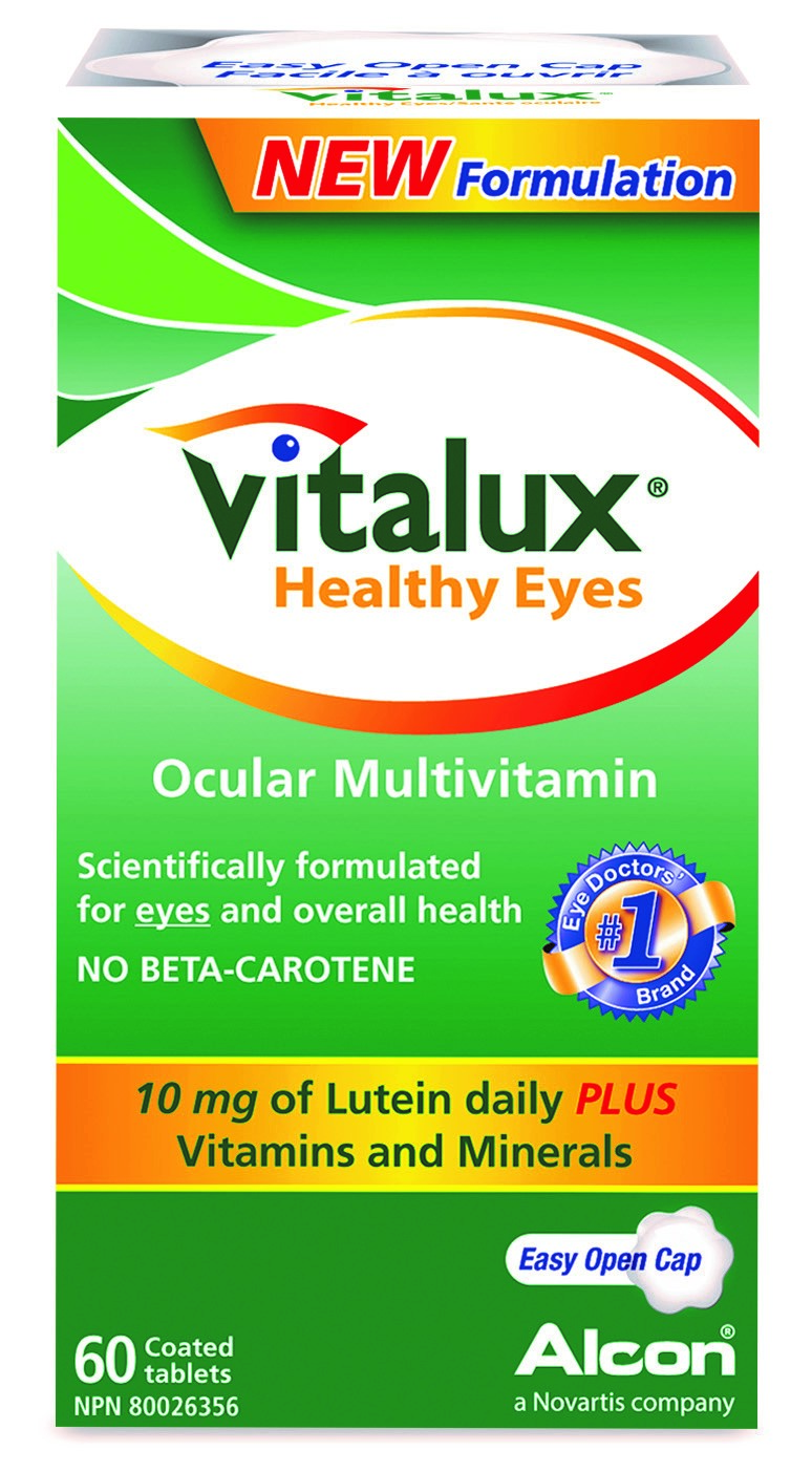 Vitalux Healthy Eyes